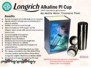 Longrich Alkaline Cup