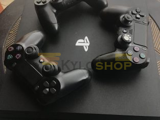 PS4 PRO 3 PADS, 15 GAMES