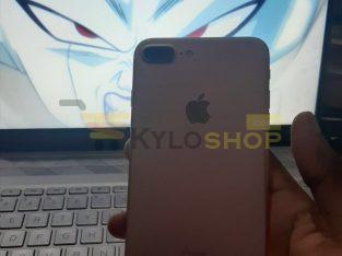 iPhone 7 Plus unlocked slightly used