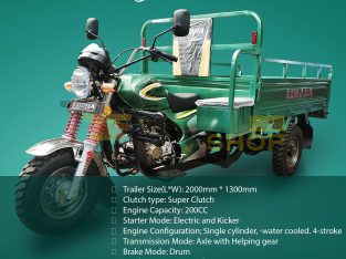 LUO JIA 210 Tricycle