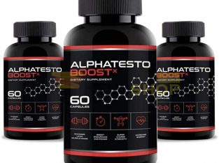 Alphatesto Boost X