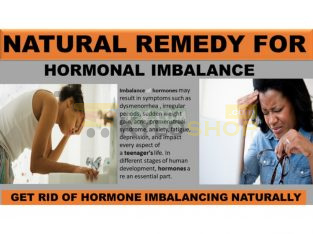 NATURAL TREATMENT FOR HORMONAL IMBALANCE